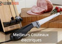 Meilleurs Couteaux électriques en 2019