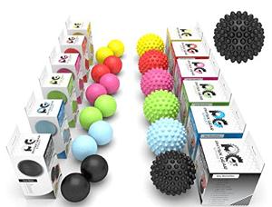 Lot de balle de haute densité de Physix Gear Sport