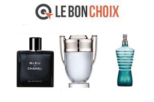 Liste des meilleurs parfums homme 2019
