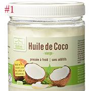 huile de coco danlee