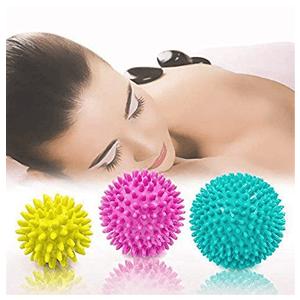 Les balles de Sunlike pour massage