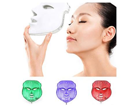LED masque facial