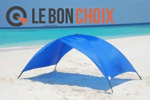 Meilleure tente de plage en 2019