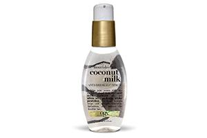 organix serum anti casse huile de coco