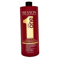 Revlon - Uniq One Shampooing Baume Soin Grand format : Gamme Revlon Pro