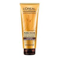 Shampooing sans sulfate et sans sans silicone l'oréal