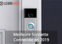 meilleure sonnette connectée en 2019