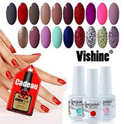 Vishine Vernis à Ongles UV LED