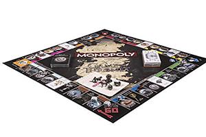 jeu monopoly et carte got
