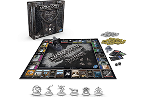 Monopoly Game Of Thrones - Jeu de societe
