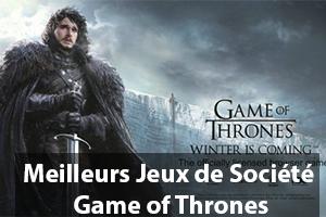Meilleurs Jeux de Société Game of Thrones
