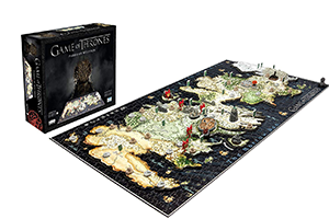 Game Of Thrones Puzzle Classique 4d