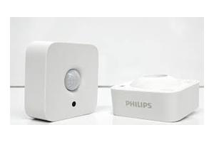 Philips Hue motion sensor test