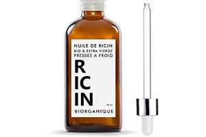 Huile de Ricin 100% Bio