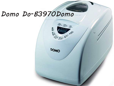 Domo Do-B3970Domo Machine à Pain