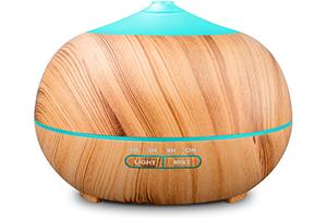Humidificateur Ultrasonique Diffuseur Aromatherapie