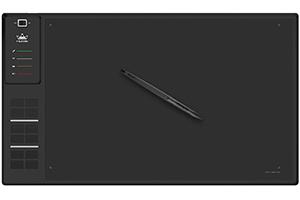 HUION Giano WH1409 Tablette Graphique sans Fil