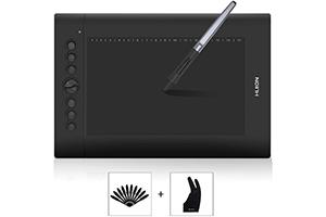 tablette graphique Huion H610 Pro
