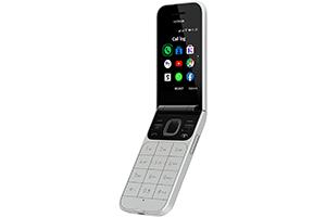 Nokia 2720 - Portable à clapet débloqué