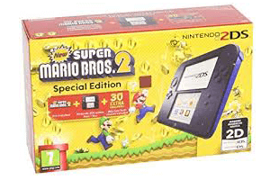 Nintendo 2ds super mario bros 2