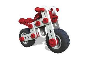 Meccano junior moto