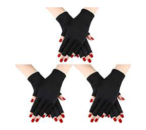 gant anti uv manucure