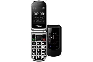Telephone Senior Clapet Portable