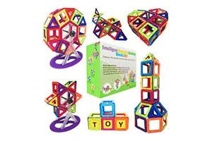 Bloc magnétique jouet