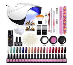 polygel kit professionnel