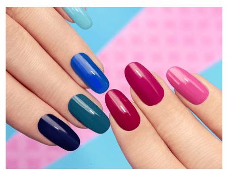 Comment faire les ongles en gel sur ongle naturel