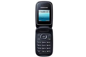 Samsung GT-E1270 Téléphone portable à clapet