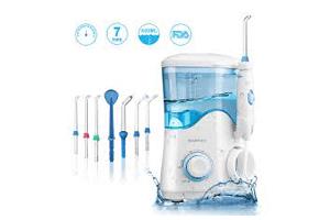 Jet dentaire adaptable au robinet
