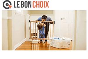 Meilleures barrière de sécurité pour bébé